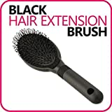 Ewin 1 PCS Hair Extension Hairbrush Brush Loop for Wig Silicone micro ring fusion bond