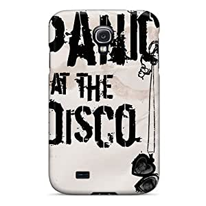 Top Quality Rugged Panic At The Disco Case Cover For Galaxy S4