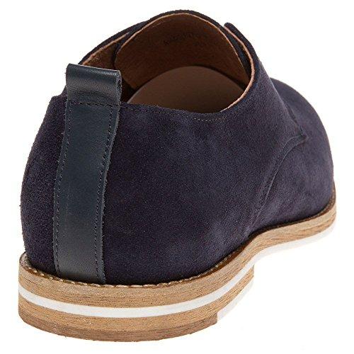 Sole Alders Herren Schuhe Blau Blau