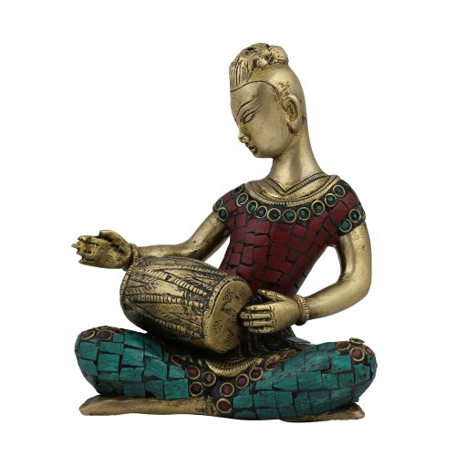 Shalinindia Buddhist Home Decor Sitting Tara Buddha Brass: Amazon.com: ShalinIndia Buddha Tara Statue Buddhist