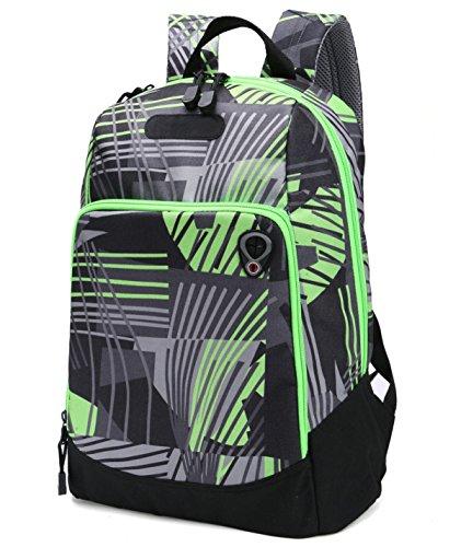 Männliche Und Weibliche Studenten Tasche Im Freien Reisetasche Stealth-Kopfhörerbuchse Gebaut