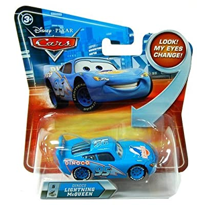 Cars: Bling-Bling McQueen: Toys & Games