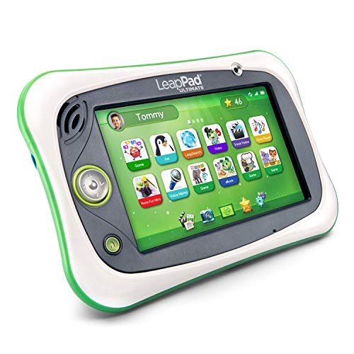 LeapFrog LeapPad Ultimate Ready for School Tablet, (Frustration Free Packaging), Green by LeapFrog (Image #2)