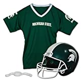 Best Franklin Sports Costumes - Franklin Sports NCAA Michigan State Spartans Helmet Review