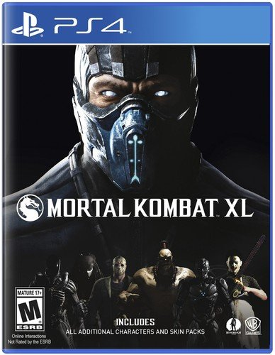 Mortal Kombat XL – PlayStation 4