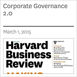 Corporate Governance 2.0 (Harvard Business Review)