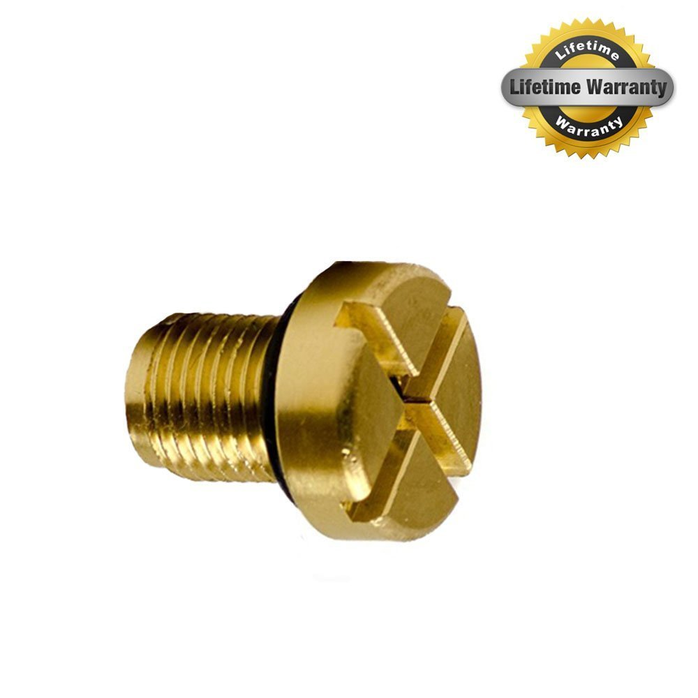 Wholesale 50 Pieces Coolant Expansion Reservoir Tank Bleeder Screw for BMW & Mini Cooper Replaces Plastic OEM Quality Upgrade Brass by Tulga Fifth Wheel