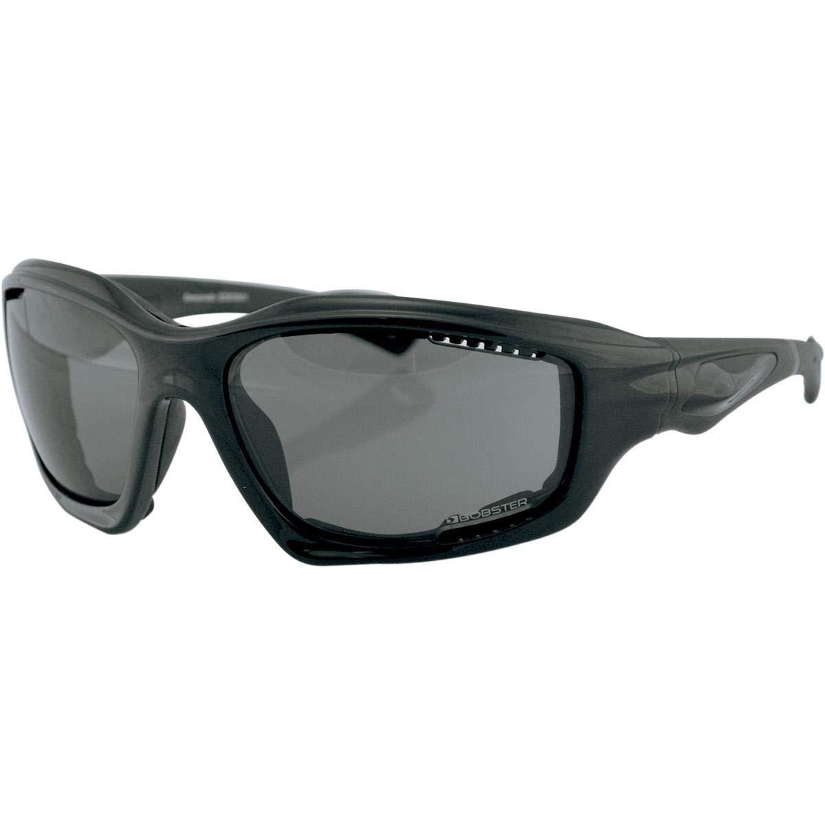 Bobster Eyewear Desperado Sunglasses Black//Smoke Lens EDES001
