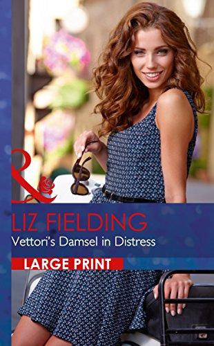 book cover of Vettori\'s Damsel in Distress