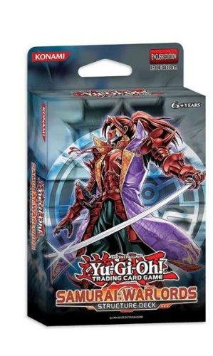 Amazoncom YuGiOh Samurai Warlords 1st EDITION Structure Deck Yu
