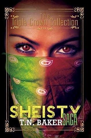 book cover of The Sheisty Saga