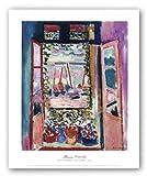 "Open Window, Collioure, 1905 by Henri Matisse 20""x16.5"" Art Print Poster"