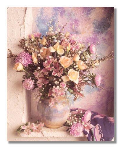 Southwestern Floral Arrangement Rose Flower Photo Wall Picture 8x10 Art Print