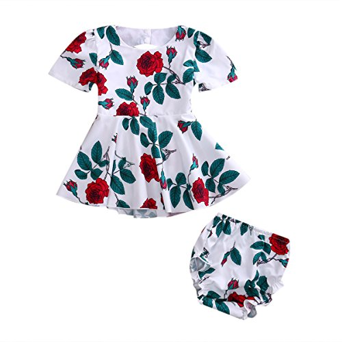 New Baby Girls Dresses - 9
