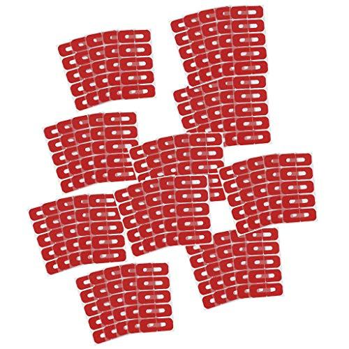 仲間有毒復活するネイルカバー はみ出し防止 ネイルケア 剥離テープ ネイルプロテクター ネイルサロン 全50点