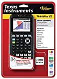 Electronics : Texas Instruments TI-84 Plus CE Graphing Calculator, Black