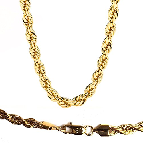 Yellow Filled Necklace jewelry yellow product image