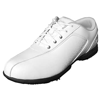 Callaway Golf 2016 Sky Series Halo Pro Performance Microfiber Ladies  Leather Golf Shoes-Waterproof White a2c769f9faf