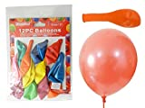 12PC 12'' Balloons , Case of 144