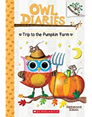 Trip to the Pumpkin Farm: A Branches Book (Owl Diaries #11): A Branches Book (11)