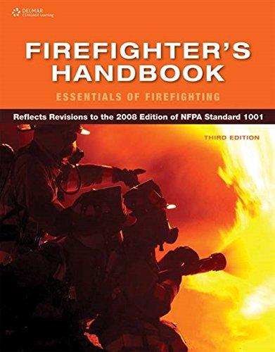 Firefighter's Handbook: Essentials of Firefighting