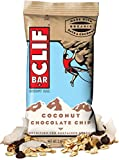 CLIF ENERGY BAR 48 Count, KnLowuB COCONUT CHOCOLATE CHIP