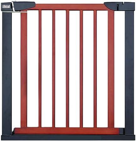 Escaleras para Bebés Vallas Parque Infantil Chimeneas Puertas De Seguridad Mascotas Perros Barandillas Rejas De Puertas, Altura 74.5cm (Tamaño : 103-110cm): Amazon.es: Hogar