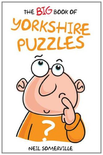 Download The Big Book of Yorkshire Puzzles pdf
