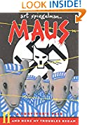 #4: Maus II: A Survivor's Tale: And Here My Troubles Began (Pantheon Graphic Novels)