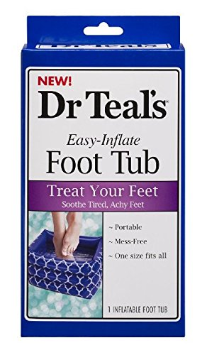 Dr. Teal's Inflatable Foot (Foot Inflatable)