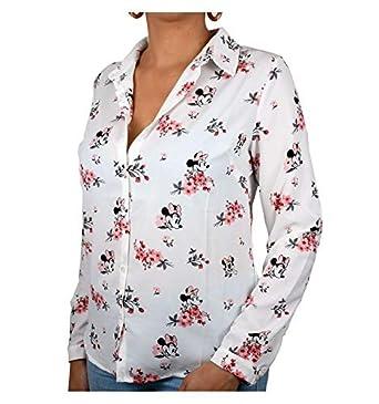 c18c89a8d06 Chemisier Femme Disney - Minnie Liberty  Amazon.fr  Vêtements et accessoires