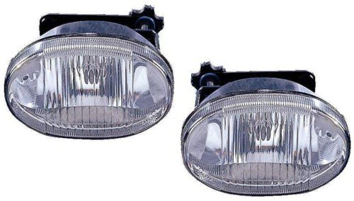 cement Fog Light Assembly - 1-Pair ()