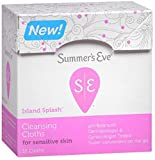 Summer Eve Clns Clh Ilnd Size 16ct Summers Eves Cleansing Cloth Island Splash 16ct Review