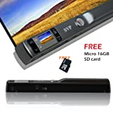 900DPI PS4400 (with Micro 16GB) Handy Scanner with 1″ Color Display, Best Gadgets