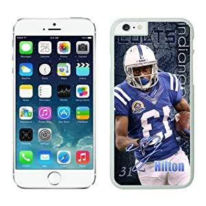 NFL Case Cover For SamSung Galaxy Note 4 Indianapolis Colts T.Y. Hilton White Case Cover For SamSung Galaxy Note 4 Cell Phone Case ONXTWKHB1981
