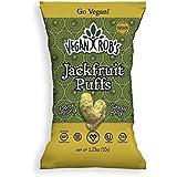 Vegan Rob's Gluten Free Non GMO Puffs, Jackfruit, 6 Count