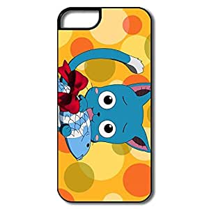 Fairy Tail Happy Fit Series Case Cover For IPhone 5/5s - Fashion Case