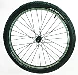 Vera Terra 24'' Kids Youth Mountain Bike Front Wheel + Tire 3/8'' Nutted Axle NEW