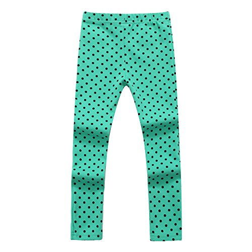 Richie House Girls' Assymetic Happy Bunny Pants RH0155