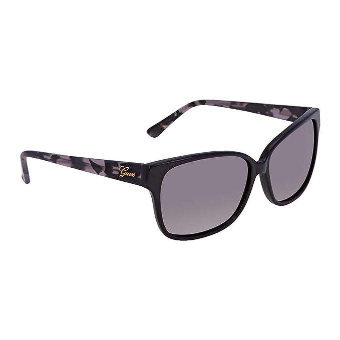 Guess Gafas de Sol Gu 7331 (60 mm) Negro: Amazon.es: Ropa y ...