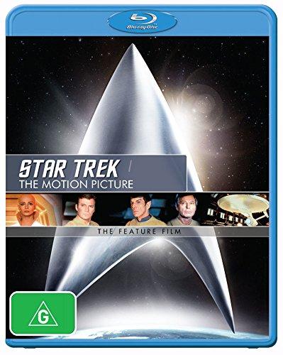 Star Trek I: The Motion Picture [Region B] [Blu-ray]