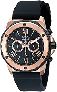 Bulova Stainless Steel Men's Watch