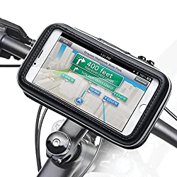 Ikross Smartphone Bicycle Bike Mount Pouch Holder