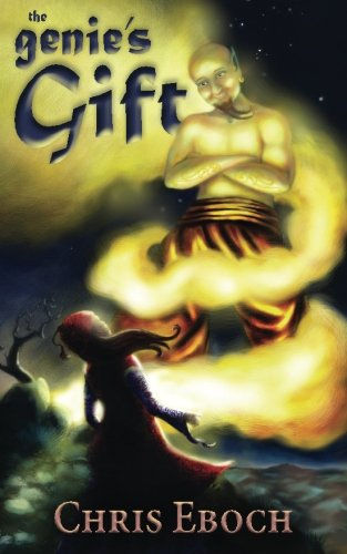 book cover of The Genie\'s Gift