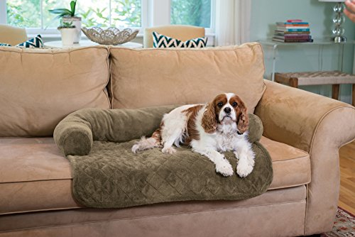 Fashion Plush Pet Beds (Ultra Plush Pet Bed & Furniture Protector for Dogs, Cats & Other Pets By Home Fashion Designs)