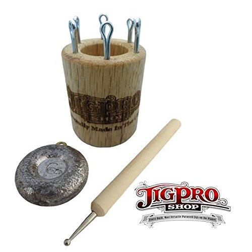 Double Sided Paracord Knitting Spool Kit (Oak, Large)