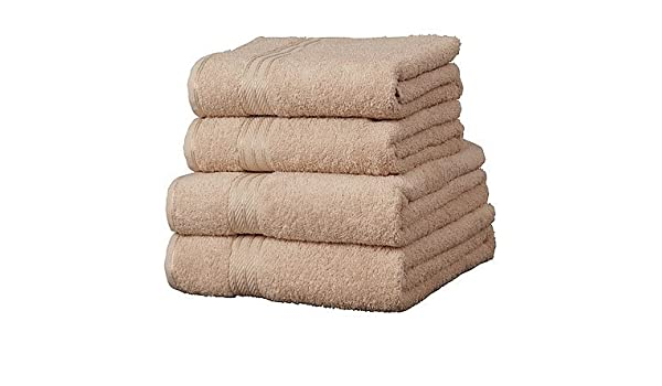 Juego de toallas, 6 unidades, 100% algodón, con algodón egipcio, 500 gsm, ultra suaves, no sueltan pelusas, de gran calidad, color blanco, gris, ...
