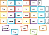 Teacher Created Resources Silly Sentences Pocket Chart Cards (TCR20849)