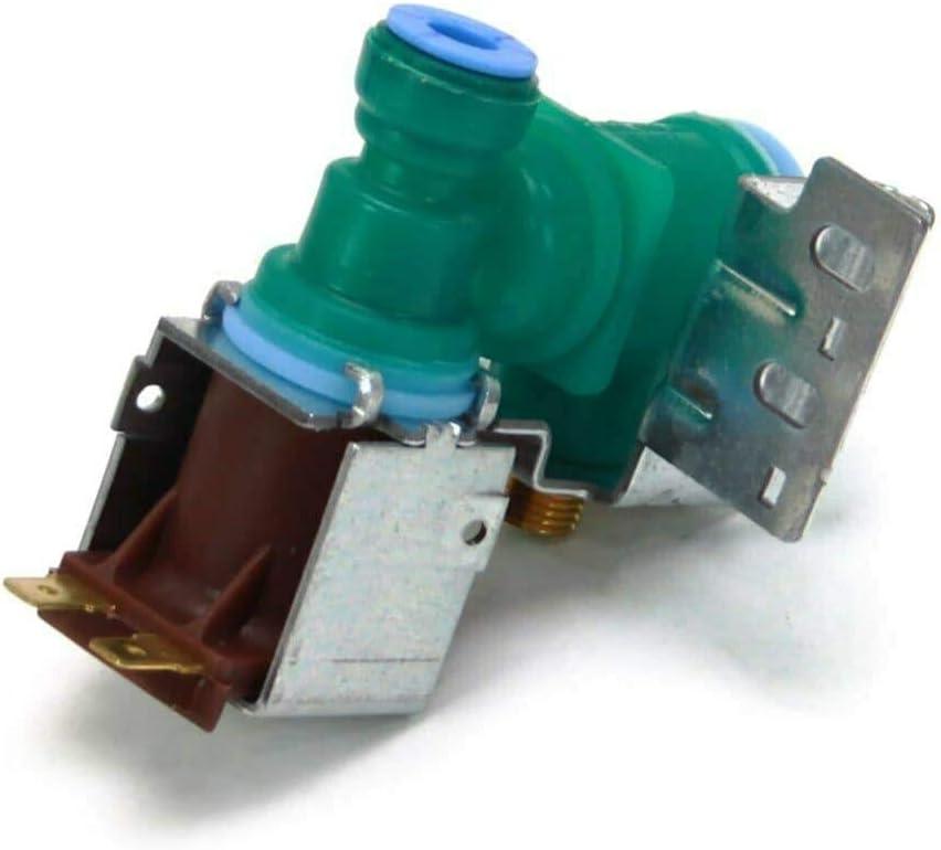 W10498990 Refrigerator Water Inlet Valve WPW10498990 W10342318 2188784 2210515 2219594 W10342318 PS11755669 AP6022336