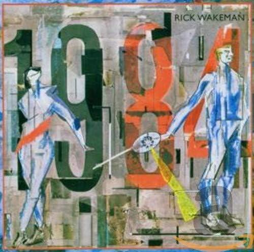 Amazon | Rick Wakeman - 1984 | Rick Wakeman | 輸入盤 | ミュージック